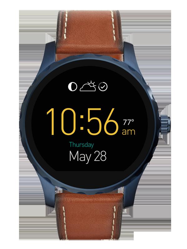 Fossil Q Marshal Smartwatch
