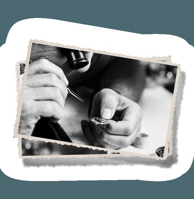geschichte von Juwelier Spinner