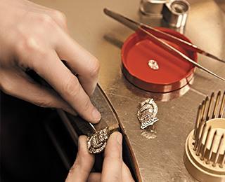 Handwerk bei Juwelier Spinner