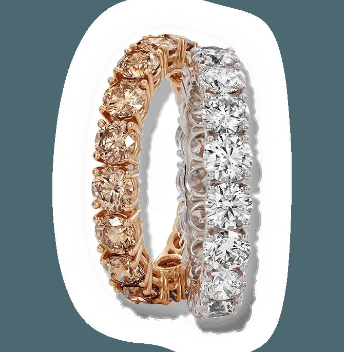 Memoireringe bei Juwelier Spinner