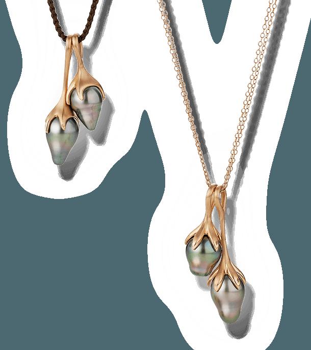 Perlenschmuck bei Juwelier Spinner