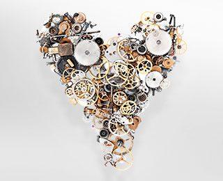 Uhrmacherwerkstatt