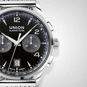 Union Glashütte Uhren: Juwelier Spinner
