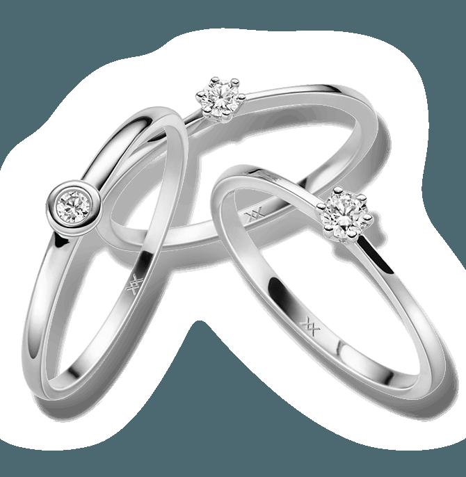 Verlobung Marken