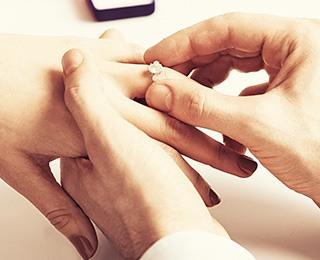Verlobung bei Juwelier Spinner