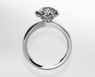 Verlobungsring aus dem Atelier Juwelier Spinner