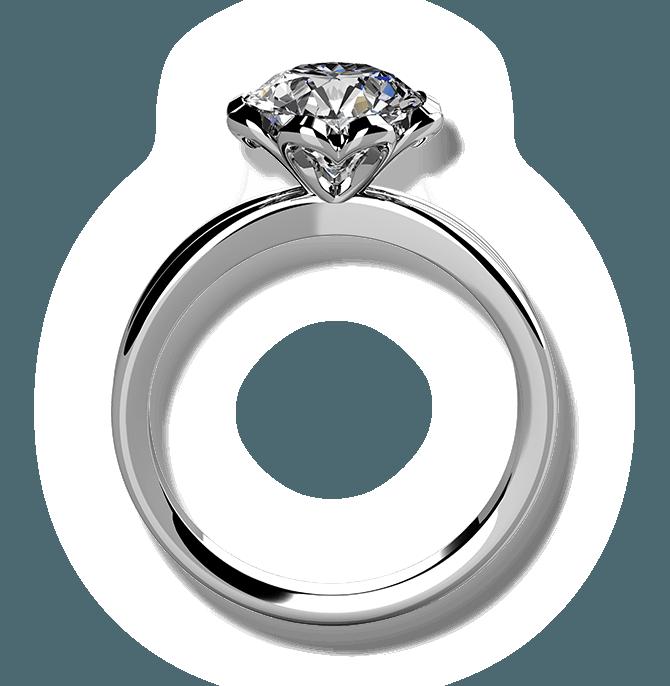 Verlobungsringe aus dem Atelier von Juwelier Dührkoop