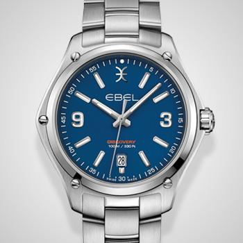 Ebel Discovery Uhren bei Juwelier Spinner