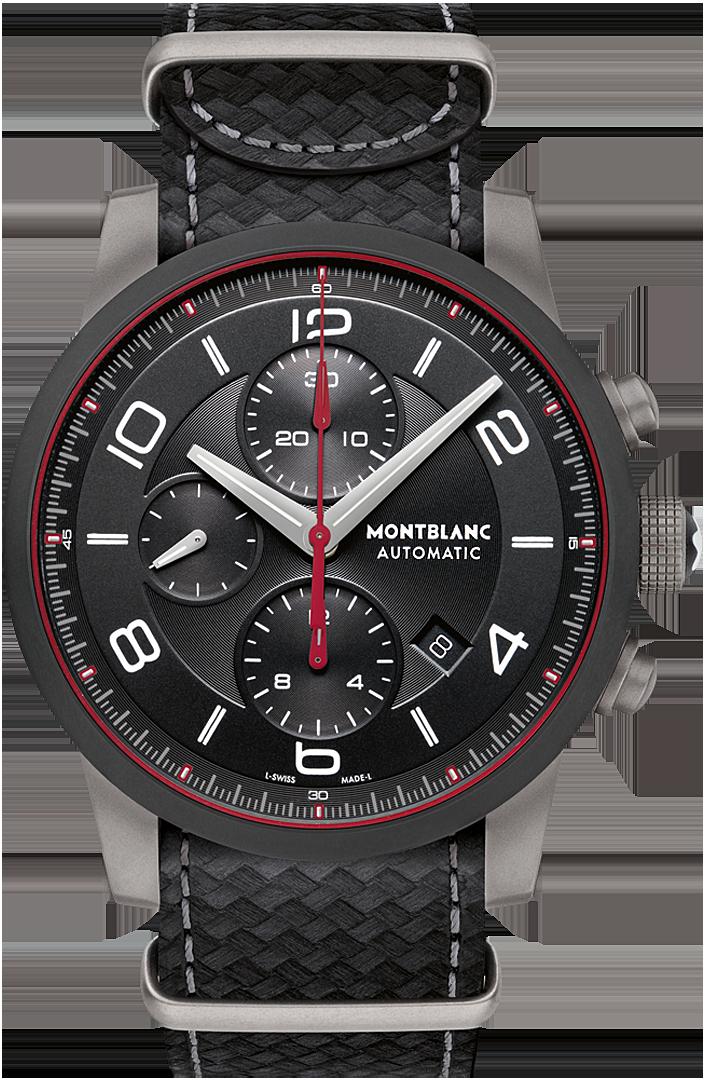 Mont Blanc Timewalker Urban Speed