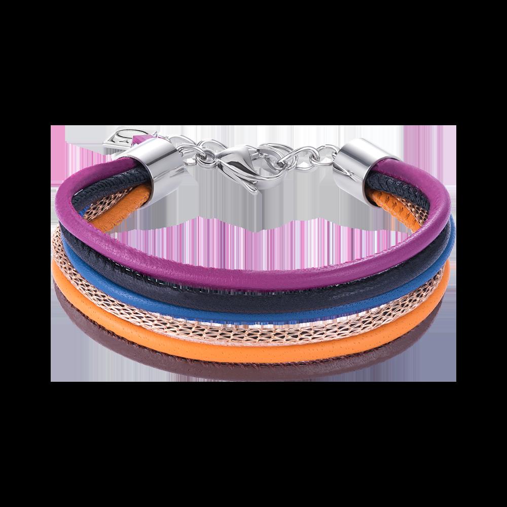 Armband multicolor winter 2